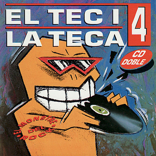 El Tec I La Teca 4 by Various Artists