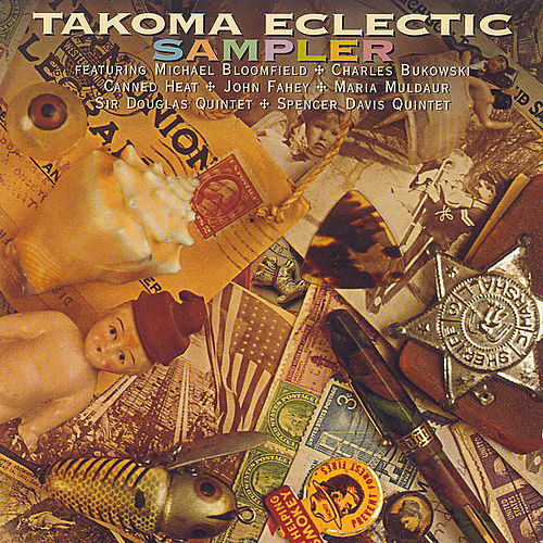 Takoma Eclectic Sampler by Various Artists