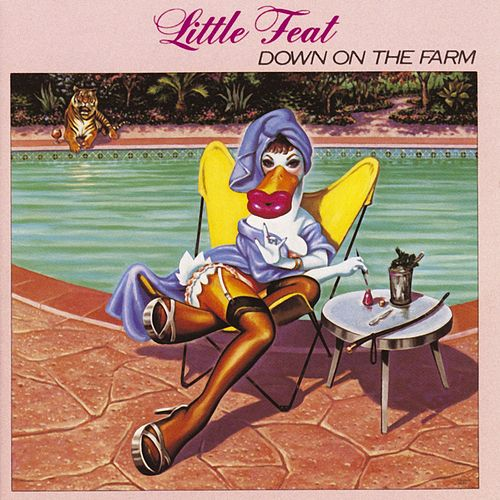 Down On The Farm by Little Feat