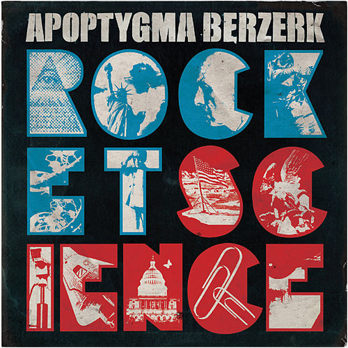 Rocket Science by Apoptygma Berzerk