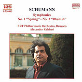 Symphonies No. 1 and 3 by Robert Schumann