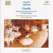 Giselle by Adolphe Adam