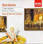 Music For Two Pianos by George Gershwin