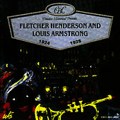 Fletcher Henderson and Louis Armstrong by Fletcher Henderson