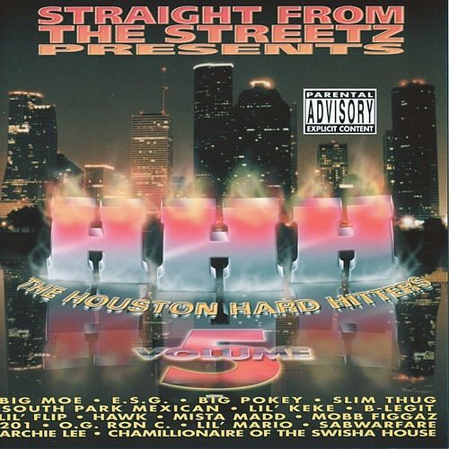The Houston Hard Hitters Volume 5 by Various Artists