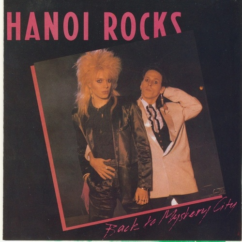 Back To Mystery City by Hanoi Rocks