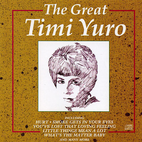 The Great Timi Yuro by Timi Yuro