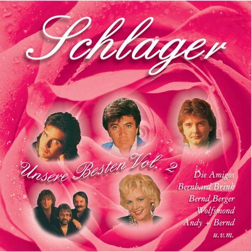 Schlager - Unsere Besten Vol. 2 by Various Artists