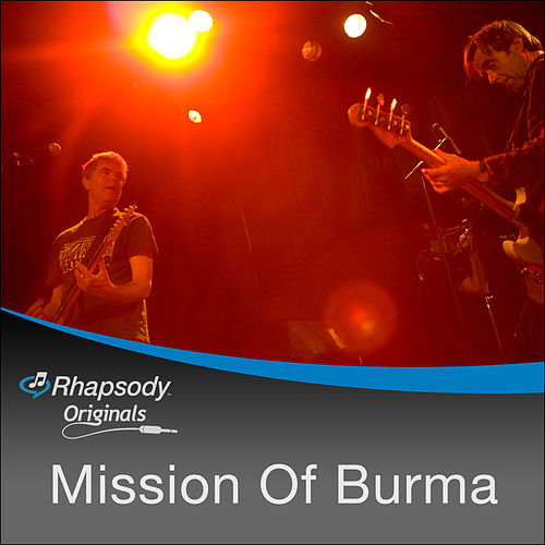 Rhapsody Originals EP by Mission of Burma