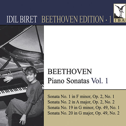 Complete Beethoven Series (1 of 24 CDs) by Idil Biret