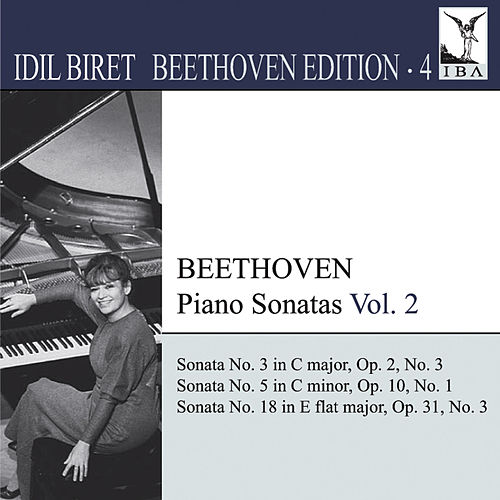 Complete Beethoven Series (4 of 24 CDs) by Idil Biret
