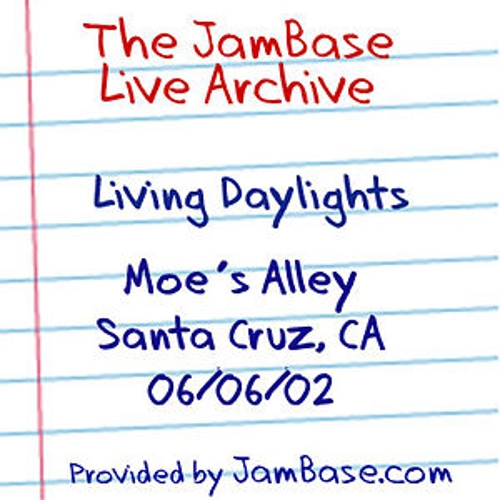 06-06-02 - Moe's Alley - Santa Cruz, CA by Living Daylights