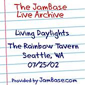 07-25-02 - The Rainbow - Seattle, WA. by Living Daylights