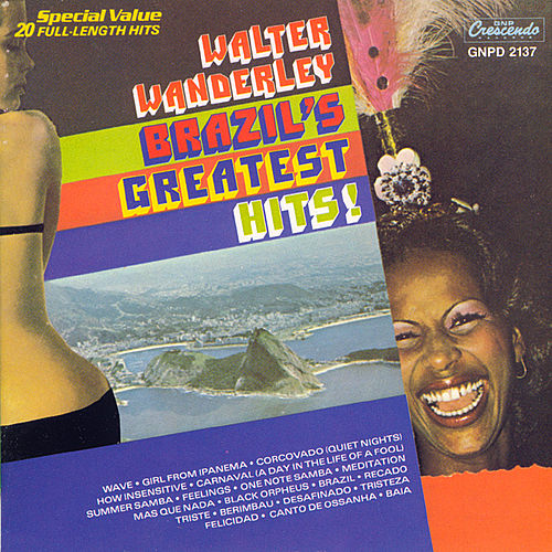 Brazil's Greatest Hits by Walter Wanderley