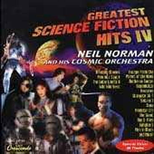 Greatest Science Fiction Hits Vol. 4 by Neil Norman