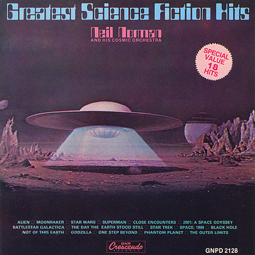 Greatest Science Fiction Hits Vol. 1 by Neil Norman