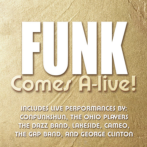 Funk Comes Alive! by Various Artists