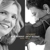 SCHUBERT, Franz, Violin & piano -  Violine und Klavier by Antje Weithaas