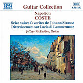 Guitar Works Opp. 7-9 & 11-13 by Napoléon Coste