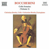 Cello Sonatas Vol. 1 by Luigi Boccherini