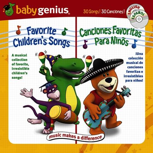 Canciones Favoritas Para Ninos - Favorite Children's Songs by Baby Genius