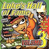 Luke's Hall Of Fame Vol. 3 by Various Artists