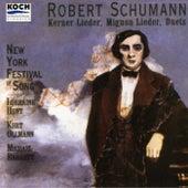 Schumann by Lorraine Hunt Lieberson, Kurt Ollmann, Michael Barrett