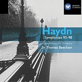 Haydn: Symphonies Nos. 93 - 98 by Royal Philharmonic Orchestra
