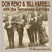 I've Gotta Be Me: 20 Bluegrass Favorites by Don Reno
