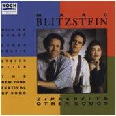 Blitzstein: Zipperfly And Other Songs by William Sharp, Karen Holvik, Steven Blier