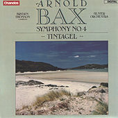 BAX, A.: Symphony No. 4 / Tintagel (Ulster Orchestra, B. Thomson) by Bryden Thomson