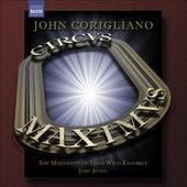 John Corigliano (1938) Symphony No. 3 :Circus Maximus