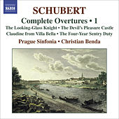 SCHUBERT: Symphonic Overtures (Complete), Vol. 1 by Christian Benda