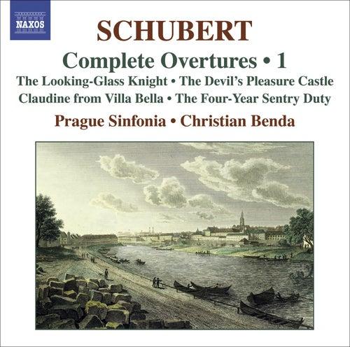 SCHUBERT: Symphonic Overtures (Complete), Vol. 1 by Christian Benda