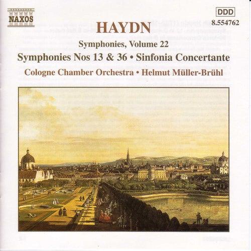 Symphonies Nos 13 & 36 by Franz Joseph Haydn