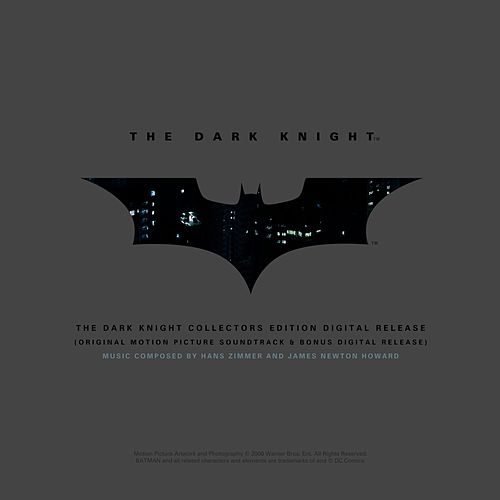 The Dark Knight Collectors Edition [Original Motion Picture Soundtrack & Bonus Digital Release] by Hans Zimmer