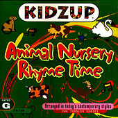Animal Rhyme Nursery Time by Kidzup