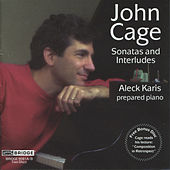 CAGE: Sonatas and Interludes for Prepared Piano by Various Artists