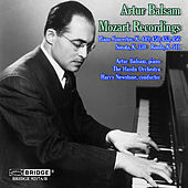 MOZART, W.A: Piano Concertos Nos. 14, 15, 17 and 1 / Piano Sonata No. 10 / Rondo in A minor (Balsam) by Artur Balsam