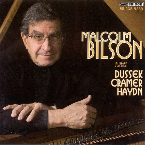 DUSSEK, J.L.: Piano Sonata, 'The Farewell' / HAYDN, J.: Piano Sonata No. 62 / CRAMER, J.B.: Variations on Ein Madchen oder Weibchen (Bilson) by Malcolm Bilson