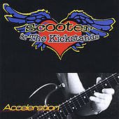 Acceleration von Scooter
