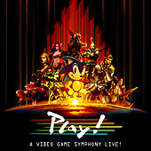 PLAY! A Video Game Symphony LIVE! by Czech Philharmonic Chamber Orchestra and Kuehn's Mixed Choir