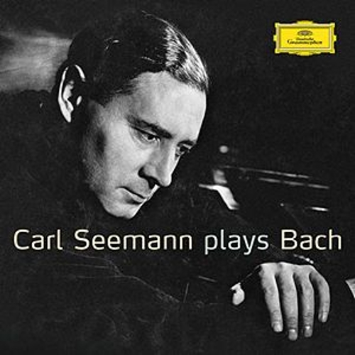 Carl Seemann plays Bach by Carl Seemann