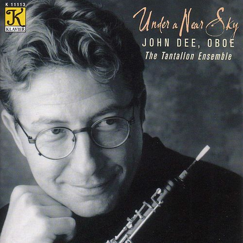 MOZART: Oboe Quartet in F major / PIERNE: Piece / MCALISTER: Vergene / WILLIAMS: 6 Studies by John Dee