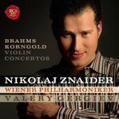 Brahms and Korngold Violin Concertos by Nikolaj Znaider