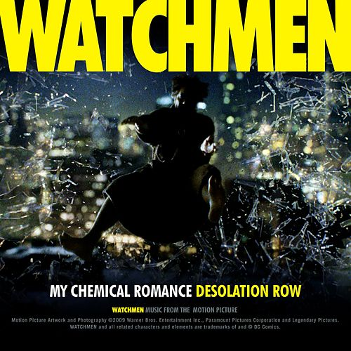 Desolation Row [From 'Watchmen'] by My Chemical Romance