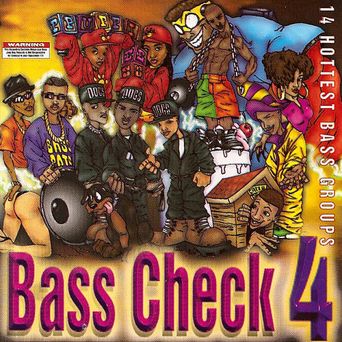 Bass Check 4, Hottest Bass Groups by Various Artists