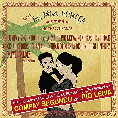 Detlef's La Isla Bonita - Noches Cubanas by Various Artists