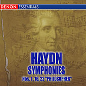 Haydn: Symphonies Nos. 1 - 16 - 22