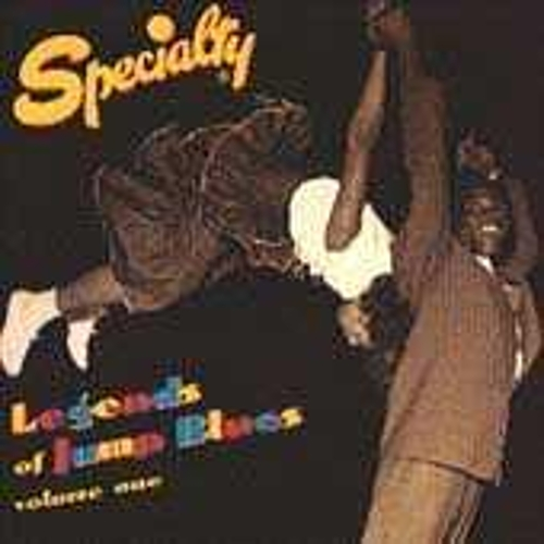 Specialty Legends Of Jump Blues V.1 by Various Artists